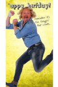 Keith Lemon 'Appy Birfday' Birthday Card